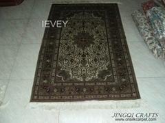 Persian Silk Tapestry 0012
