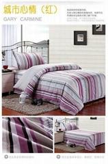 100%cotton 3pcs bedding set