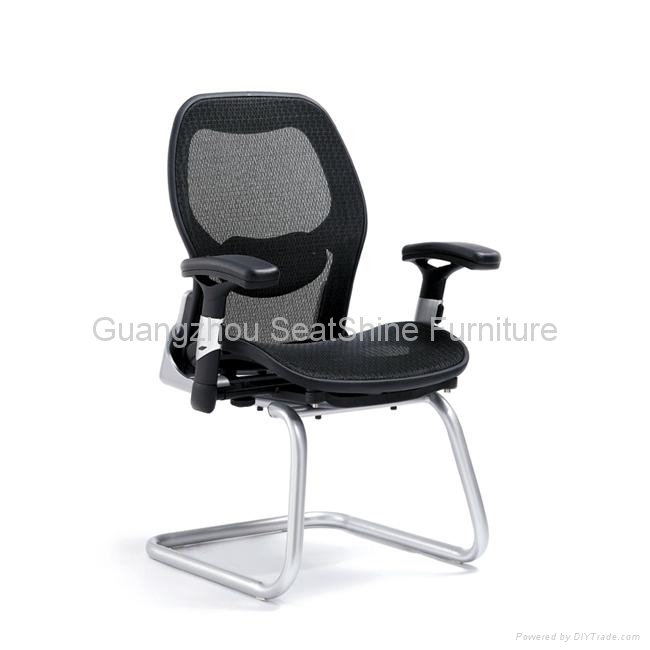 low price office guest chair for visitors 5