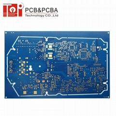 Four Layers Video Control PCB
