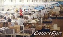 ColorsFun Paper Products Company Ltd.
