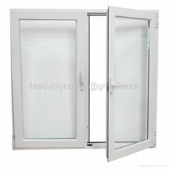 Double Glazed PVC Casement Window PVC Window