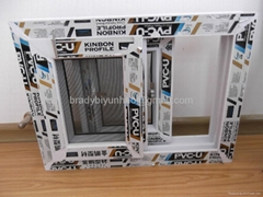 Cheap House Windows For Sale PVC Window