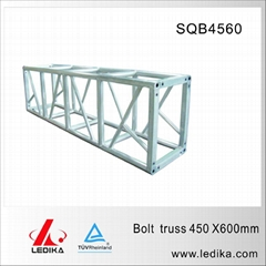 Durable and different shape structure truss