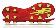 2014 New Fashion Air Cushion High Quality EVA Custom Shoes Soles