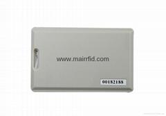 2.4G Active RFID Card