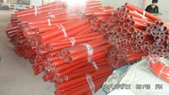 high temperature resistant 1 meter straight silicone hose
