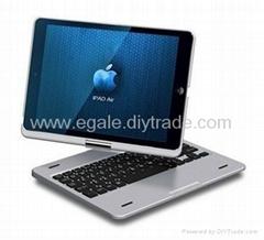 360 rotate Wireless Bluetooth Keyboard for iPad 5 Air