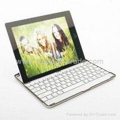 Aluminum Wireless Bluetooth Keyboard for iPad 2 3 4