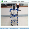 Hot Selling Jacketed Glass Reactor
