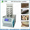 China LCD Vacuum Freeze Dryer 2