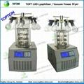 China LCD Vacuum Freeze Dryer 5