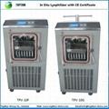 In Situ Freeze Dryer Lyophilizer