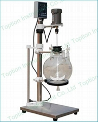 Glass Separator Extractor for Liquid
