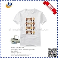 Sublimation Transfer paper for T-shirt cotton fabric 1
