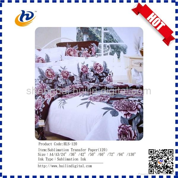 Sublimation Transfer paper for T-shirt cotton fabric 5