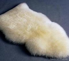 sheepskin rug blanket