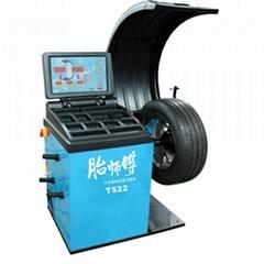 轮胎平衡机