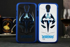 Batman Hard Plastic Phone Case For Samsung Galaxy S4