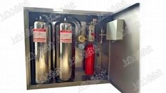 廚房設備自動滅火系統裝置
