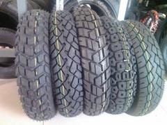 Motorcyele tire 110-90-16