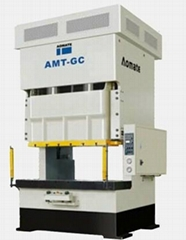 AMT-GC guide plate hydraulic press 80-260Tons