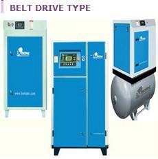 Belt Drive Type Air Compressor