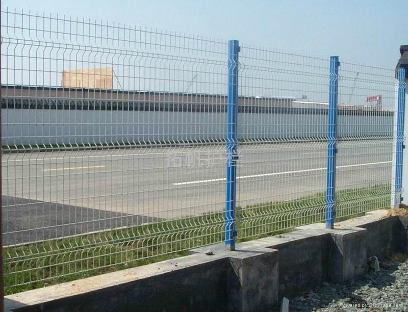 高速公路隔离栅 2