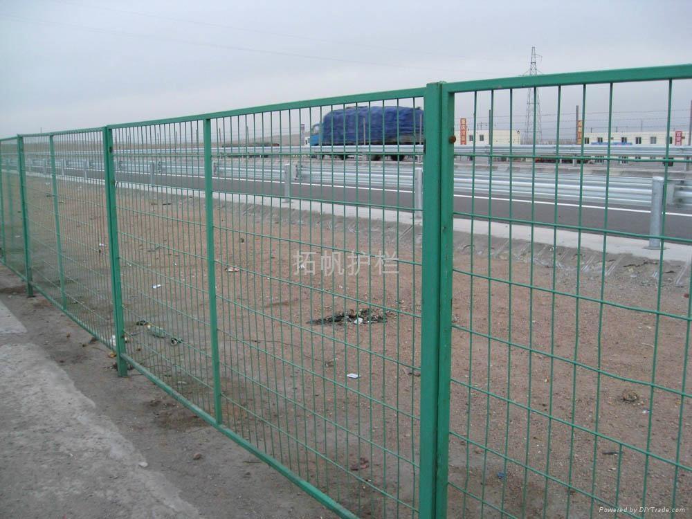 高速公路隔离栅 5