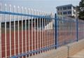 工厂围墙锌钢护栏围栏