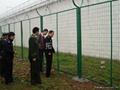 监狱防攀护栏网