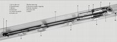 Automatic Sliding Glass Door DS-200