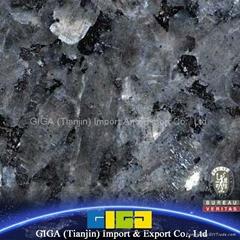 GIGA high quality granite tiles Blue Pearl in India