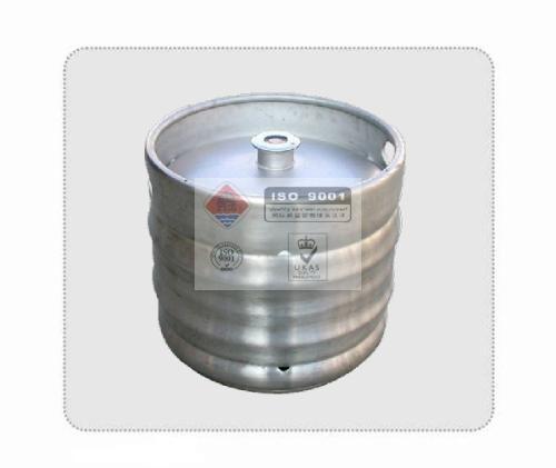 不鏽鋼啤酒桶 2