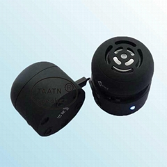 2014 hot selling portable mini wireless bluetooth car speaker