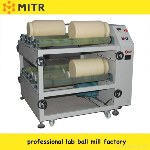 Roller Mill Cement Balls : L fine grinder roller ball mill gm mitr china