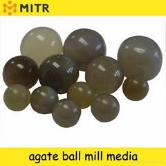 Agate Mill Balls