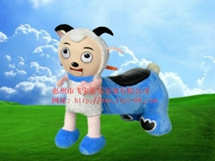 喜羊羊電動玩具車