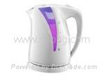 2.0L Plastic electric kettle(GKK-02) 1