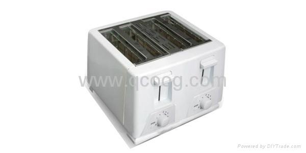 4 slice bread toaster (GKC-10) 1