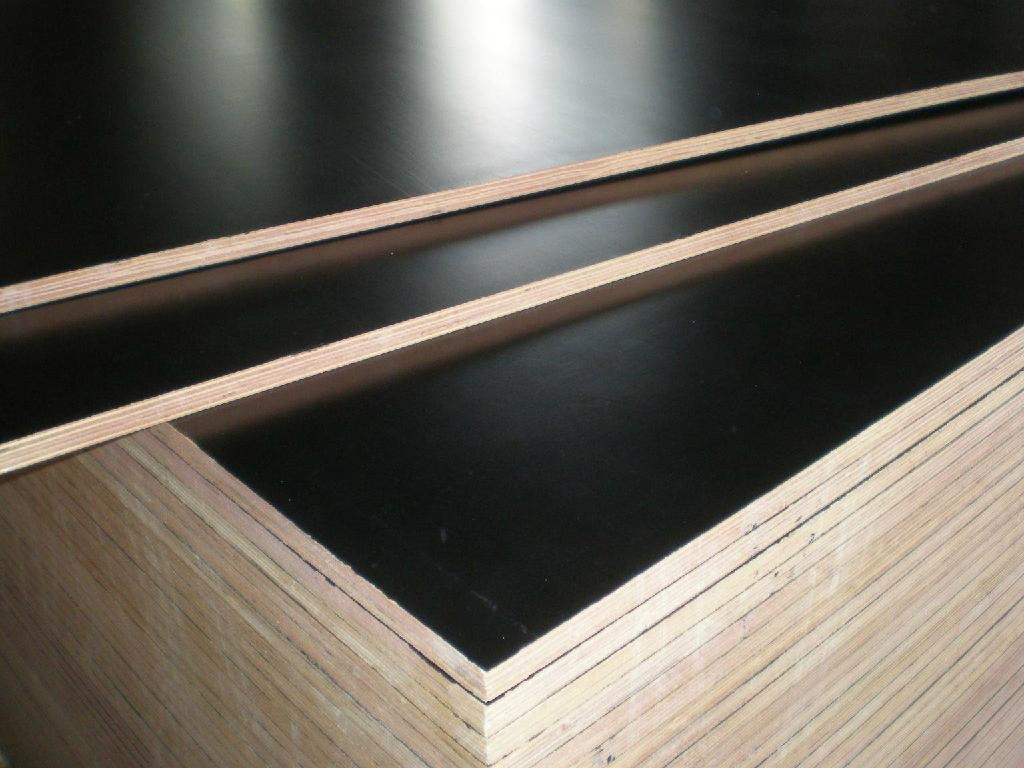 Giga Black Melamine Board Construction Builing Plywood