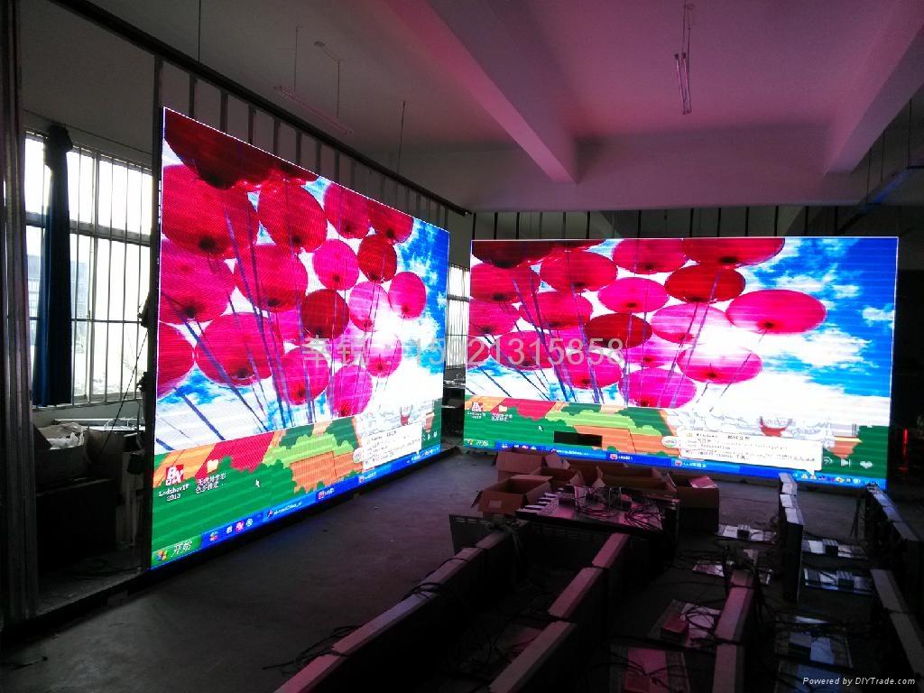 P4全彩LED顯示屏 1