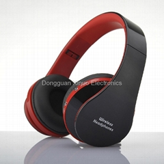 Hot Sale 2014 New Style Private Tooling Wireless Bluetooth Headphones with 32 Oh