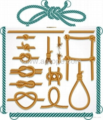 Rope use for sport