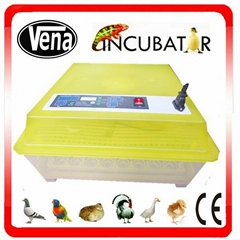 2014 Top selling 48 eggs mini chicken egg incubator for sale with CE approved