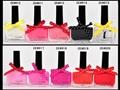 sweet nail polish with bowtie 3