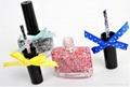 sweet nail polish with bowtie 5