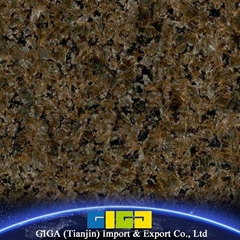 GIGA Chinese floor slab black galaxy granite price