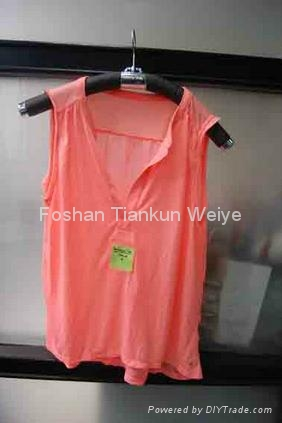 2014 fashion ladies shirts for wholesales 5