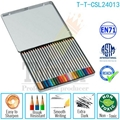 Hot Sale China Supplier Useful Office Wholesale Color Pencils Set In Tin Box 1